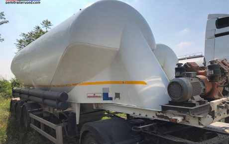 Cement Trailers