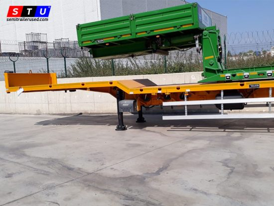 low-loader-2-axle-turkey-production