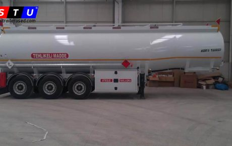 NEW-HALF-PIPE-TANKER-TRAILER-ADR CERT-STUTRAILERS-PRODUCER-3AXLES-SAF AXLES-BPW AXLE-POLAND
