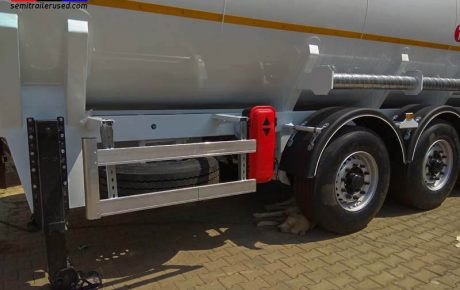 NEW-MONOBLOCK-FUEL-OIL-TANKER-36000LITER-PRODUCER-PETROL TANKER-5 COMPARTMENT-BOTTOM UNLOADING-TOP UNLOADING-TURKISH 3AXLES-STU TRAILERS