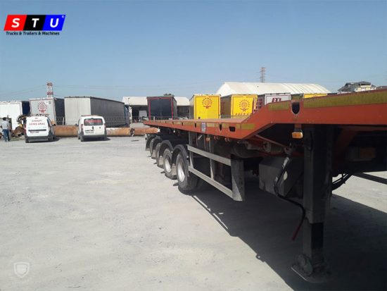 windmill wing lowbed loader - STU TRAILERS- TURKEY-USED LOWBED-PRICE-FOR-SALE- EUROPE